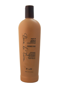 Argan Oil Sleek & Smooth Conditioner by Bain de Terre for Unisex - 13.5 oz Conditioner