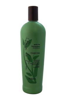 Green Tea Thickening Shampoo by Bain de Terre for Unisex - 13.5 oz Shampoo