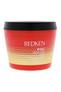 Frizz Dismiss Mask Intense Smoothing Treatment by Redken for Unisex - 8.5 oz Mask