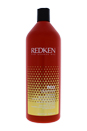 Frizz Dismiss Conditioner by Redken for Unisex - 33.8 oz Conditioner