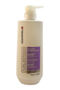 Dualsenses Blondes & Highlights Anti-Brassiness Conditioner by Goldwell for Unisex - 25.4 oz Conditioner