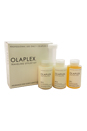 Olaplex Traveling Stylist Kit by Olaplex for Unisex - 3 Pc kit 3.3oz Bond Multiplier No.1, 2 x 3.3oz Bond Perfector No.2