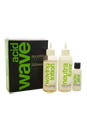 Acid Wave by Paul Mitchell for Unisex - 3 Pc Kit 2.6oz Waving Lotion, 3.4oz Neutralizer, 0.90oz Activator