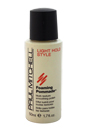Foaming Pomade Light Hold Style by Paul Mitchell for Unisex - 1.7 oz Pomade