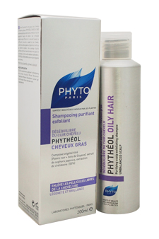 Phytheol Purifying Scalp Exfoliating Shampoo by Phyto for Unisex - 6.7 oz Shampoo