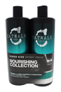 Catwalk Oatmeal & Honey Kit by TIGI for Unisex - 2 Pc Kit 25.36 oz Shampoo, 25.00 oz Conditioner