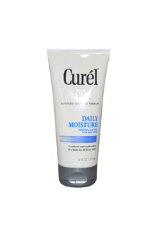 Daily Moisture Lotion for Original Dry Skin for Women - 6 oz Lotion