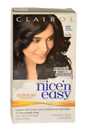 Nice'n Easy Color Blend # 122 Natural Black by Clairol for Women - 1 Application Hair Color