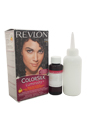 colorsilk Luminista #110 Black by Revlon for Women - 1 Application Hair Color