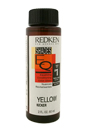 Shades EQ Color Gloss - Yellow Kicker by Redken for Women - 2 oz Hair Color