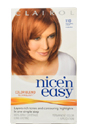 Nice 'n Easy Permanent Color - 112 Natural Dark Auburn by Clairol for Women - 1 Application Hair Color