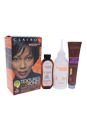 Textures & Tones Permanent Moisture-Rich Haircolor - # 1N Natural Black by Clairol for Women - 1 Application Hair Color