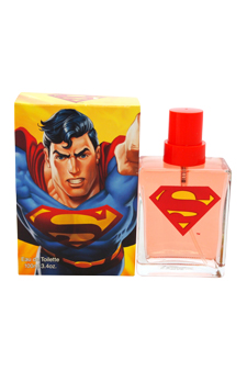 Superman by Marmol & Son for Kids - 3.4 oz EDT Spray