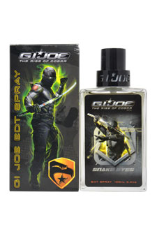 G.I. Joe by Marmol & Son for Kids - 3.4 oz EDT Spray