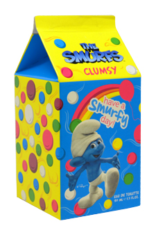 The Smurfs Clumsy