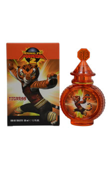 Kung Fu Panda 2 Tigress by DreamWorks for Kids - 1.7 oz EDT Spray