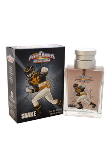 Power Rangers Snake by Marmol & Son for Kids - 3.4 oz EDT Spray
