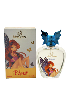 Bloom Chic Essence by Winx Fairy Couture for Kids - 3.4 oz EDT Spray