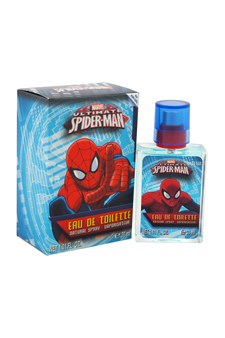 Ultimate Spider Man by Marvel for Kids - 1.01 oz EDT Spray