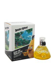 Angry Birds Chuck by Angry Birds for Kids - 1.7 oz EDT Spray