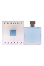 Chrome by Loris Azzaro for Men - 3.4 oz EDT Spray
