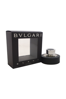 Bvlgari Black by Bvlgari for Unisex - 2.5 oz EDT Spray