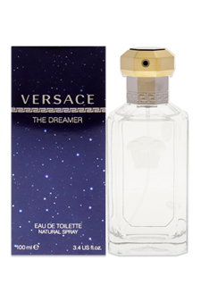 Dreamer by Versace for Men - 3.3 oz EDT Spray