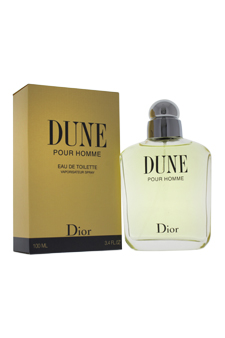 Christian Dior Dune  men 3.4oz EDT Spray