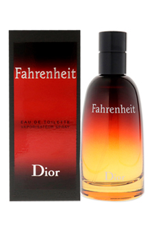 Christian Dior Fahrenheit  men 1.7oz EDT Spray