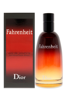 Christian Dior Fahrenheit  men 3.4oz EDT Spray