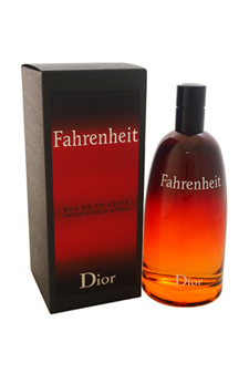 Christian Dior Fahrenheit  men 6.8oz EDT Spray