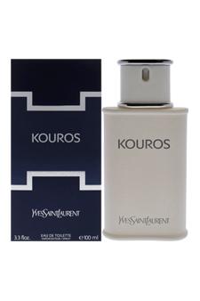 Kouros by Yves Saint Laurent for Men - 3.3 oz EDT Spray