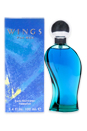 Wings by Giorgio Beverly Hills for Men - 3.4 oz EDT Spray