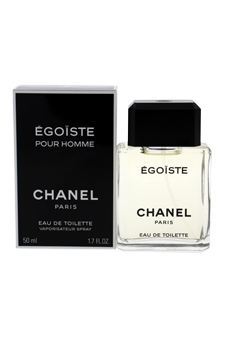 Chanel Egoiste  men 1.7oz EDT Spray