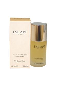 Calvin Klein Escape  men 1.7oz EDT Spray