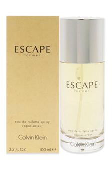 Calvin Klein Escape  men 3.4oz EDT Spray