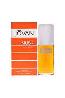 Jovan Musk Jovan, SIZE 3 oz EDC Spray for Men at Sears.com