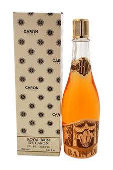 Royal Bain de Caron by Caron for Men - 8.45 oz EDT Splash