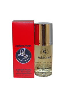 Sandal Wood by Elizabeth Arden for Men - 3.3 oz EDC Spray