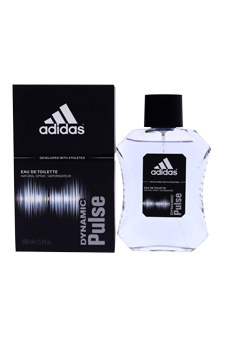 Adidas Dynamic Pulse  men 3.4oz EDT Spray