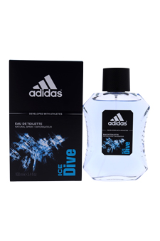 Adidas Ice Dive  men 3.4oz EDT Spray