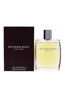 Burberry  men 3.3oz EDT Spray