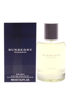 Burberry Weekend  men 3.4oz EDT Spray