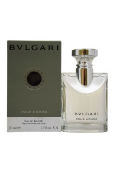 Bvlgari  men 1.7oz EDT Spray