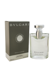 Bvlgari  men 3.4oz EDT Spray