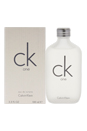 C.K. One by Calvin Klein for Unisex - 3.4 oz EDT Spray