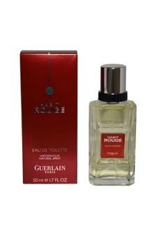 Habit Rouge by Guerlain for Men - 1.7 oz EDT Spray