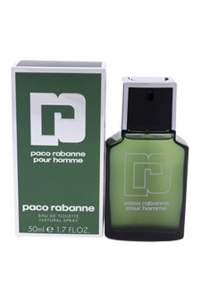 Paco Rabanne by Paco Rabanne for Men - 1.7 oz EDT Spray