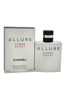 Chanel Allure Homme Sport 3.4oz EDT Spray