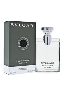Bvlgari Extreme  men 3.4oz EDT Spray